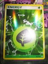 POKEMON (◕‿◕✿) ENERGY GRASS 105/110 FOIL HOLON PHANTOMS FRESH GEM MINT ENGLISH