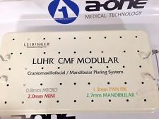 HOWMEDICA LEIBINGER CMF MODULAR INSTRUMENT SYSTEM
