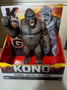 Playmates KONG: SKULL ISLAND 12 inch Action Figure King Kong