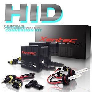 HID CONVERSION Xenon Light Bulb KIT 9003 9004 9005 9006 9007 5K 6K 8K 10K 30K