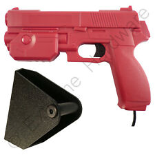 Ultimarc AimTrak Red Arcade Light Gun with Line of Sight Aiming & Side Holster