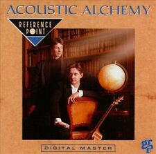 ACOUSTIC ALCHEMY - Reference Point (CD 1990)