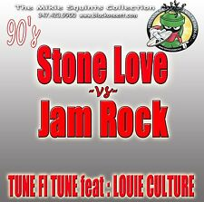 Stone Love( Billy Slaughter) vs Jamrock ( Dup Dop) Clash , Dub 4 Dub