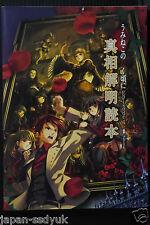 Umineko no Naku Koro ni #4 Shinsou Kaiseki Dokuhon book