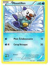 Moustillon - N&B:Frontieres Franchies - 39/149 - Carte Pokemon Neuve Française