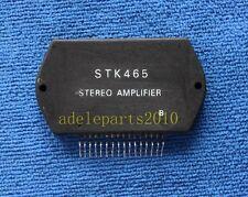 1pcs STK465 465 STEREO Amplifier Power STEREO SANYO