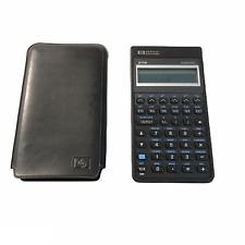 Hewlett-Packard HP-27S Scientific Calculator With Case