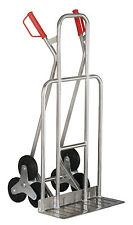 Alu-Treppenkarre mit Dreisternräder bis 200 kg - Sackkarre - Made in Germany