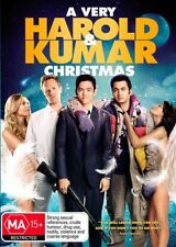 A Very Harold & Kumar Christmas (DVD, 2012)