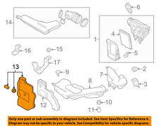 NISSAN OEM 14-16 Rogue Air Cleaner Intake-Resonator Assy 165854BA1A