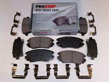 Front and Rear Pro Stop Ceramic Brake Pads Set For 2010-2013 BUICK LaCrosse
