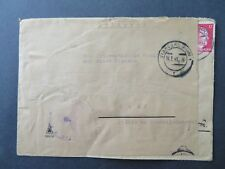 Germany 1942 Stargard POW Cover to Switzerland - Z8090