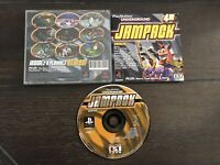 PlayStation Underground Jampack: Winter 2000 - Playstation 1 PS1 - Complete CIB