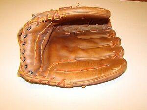 VINTAGE Pete Rose Macgregor Baseball Glove Autograph Model Leather JAPAN