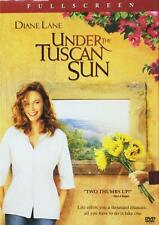 Under Tuscan Sun, Diane Lane, Full Screen DVD