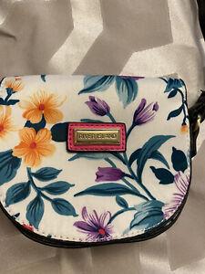 Girls River Island Small Cross Body Bag Floral