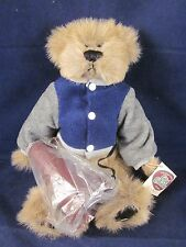 "GANZ Cottage Collectibles Teddy Bear RUDY 12"" 1999 Catharine Tredger NEW w/ TAG"