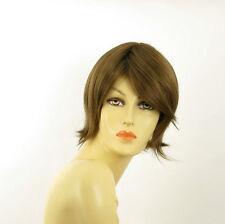 Perruque femme courte châtain clair doré ROSY 12