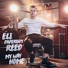"Eli ""Paperboy"" Reed - My Way Home (Audio CD - Jun 10, 2016) NEW"