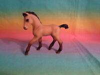 Schleich Tan Brown Horse Pony Figure