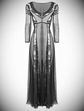More details for collectable agent provocateur soiree gown limited edition lace swarovski buttons