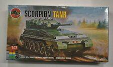 Lot 11-5 * Airfix 1:72 Scale kit 01320, Scorpion Tank
