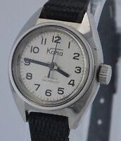 KOHA Damen Armbanduhr / 17 Rubis Incabloc Handaufzug