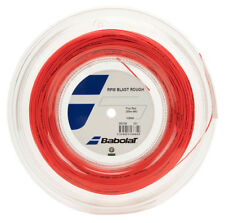 Babolat RPM Blast Rough 15L 1.35mm (Fluo Red) 660ft 200m Reel Tennis String