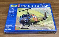 """BNIB Revell 1:72 BELL UH-1D """"SAR"""" Helicopter"""