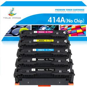 Toner No Chip Compatible for HP 414A W2020A  Laserjet Pro M454dw MFP M479fdw fdn
