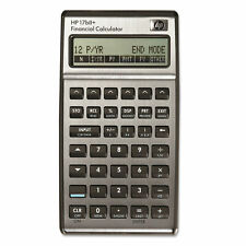 HP 17bII+ Calculadora financiera