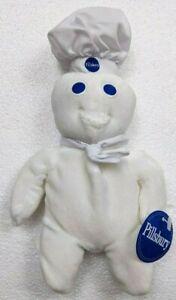 1997 Pillsbury Doughboy Beanie Bean Bag Plush Doll toy collectable vintage