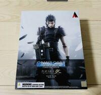 NEW Square Enix Crisis Core Final Fantasy VII PLAY ARTS Kai ZACK FAIR Action