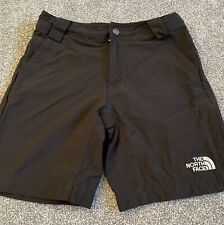 Boys Northface And Quick Silver Shorts - Good Condition Age 8/9 size S