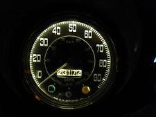 10 x 3 led T5 286 smd canbus sans erreur blanc ampoules tableau de bord horloge uk 12v 0.5W