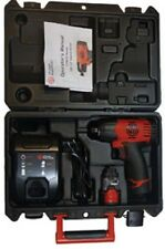 """Chicago Pneumatic 8818K Pneumatic Compact 1/4"""" Impact Driver Pack"""