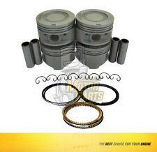 Piston & Ring Set For Toyota Celica 4Runner 2.4 L 22R 22RE 22REC SOHC - SIZE STD