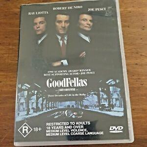 Goodfellas DVD R4 – FREE POST