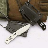 Pocket Portable Folding Blade Cutter Blade Self-defense Outdoor Camping Cut Q9Z8