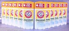 12 Arm & Hammer Essentials UNSCENTED Solid Deodorant 2.5 oz