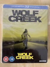 blu ray steelbook Wolf Creek