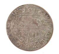 .1623 POLLAND SIGISMUND III SILVER 1/4 THALER.
