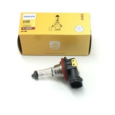 Philips 12V35W H8 12360C1 PGJ19-1 Car Headlight Fog Light Halogen Auto Lamp Bulb