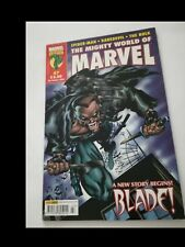 THE MIGHTY WORLD OF MARVEL nr. 47 del 2006 (in inglese)