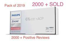 Philips Zoom Whitening 6% Daywhite , 3x Syringe Box, Expiry 02/2021