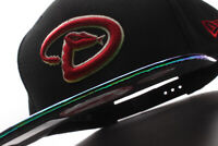 New Era Arizona Diamondbacks Multi Gloss Adjustable Snapback Hat BB