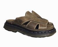Vintage Y2K Dr Martens Distressed Leather Sandals Women's Size 6