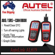 For SRS ABS Autel AL619 OBD2 Diagnostic Scan Tool Toyota,Ford,BMW MBZ Honda etc
