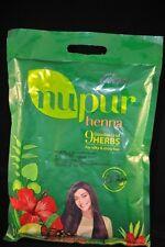 Pure Herbal Henna Powder 500g   Natural Henna with Amla Brahmi No chemical NUPUR