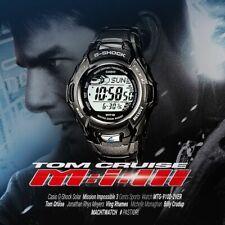 Mission Impossible 3 - CASIO G-SHOCK MTG-910 Solar Watch